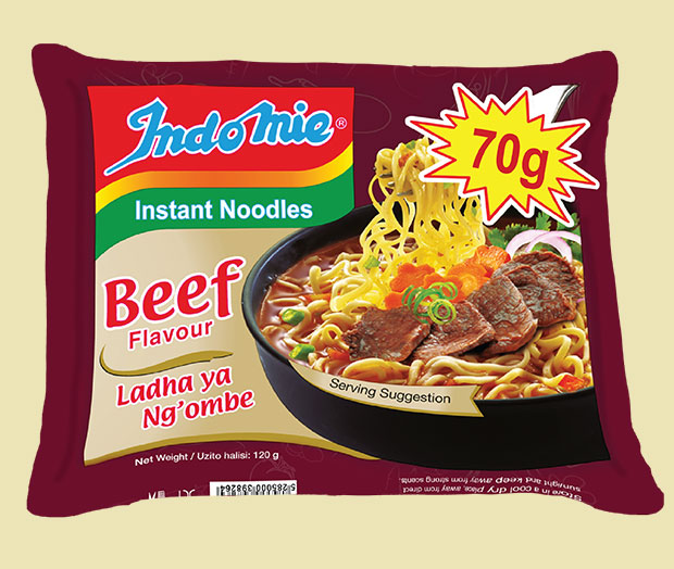 BEEF FLAVOUR PACK. HEALTHY + DELICIOUS